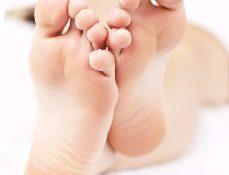Японские педикюрные носочки