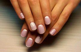 Можно ли делать шеллак на короткие ногти