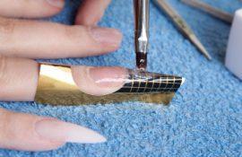 Какие формы для наращивания ногтей лучше