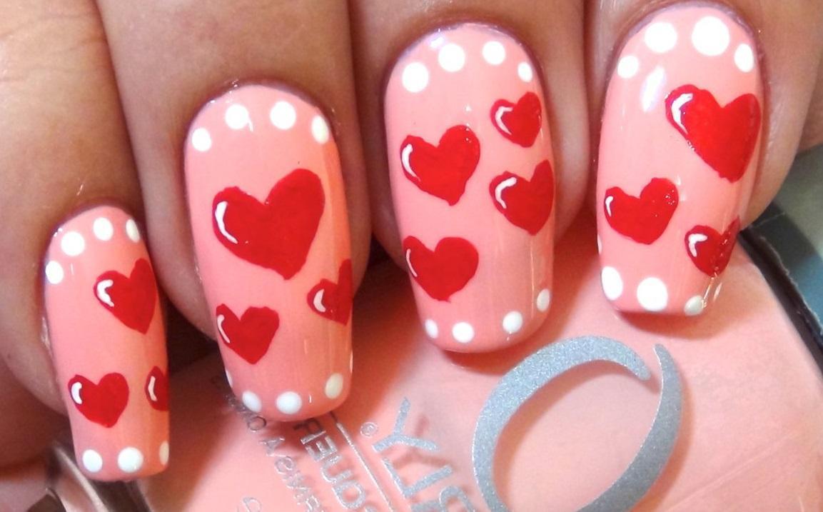 Художественный дизайн на день Св. Валентина
