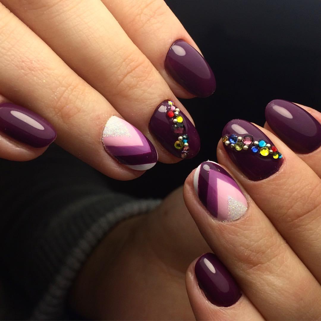 Радуга фиолетовых оттенков