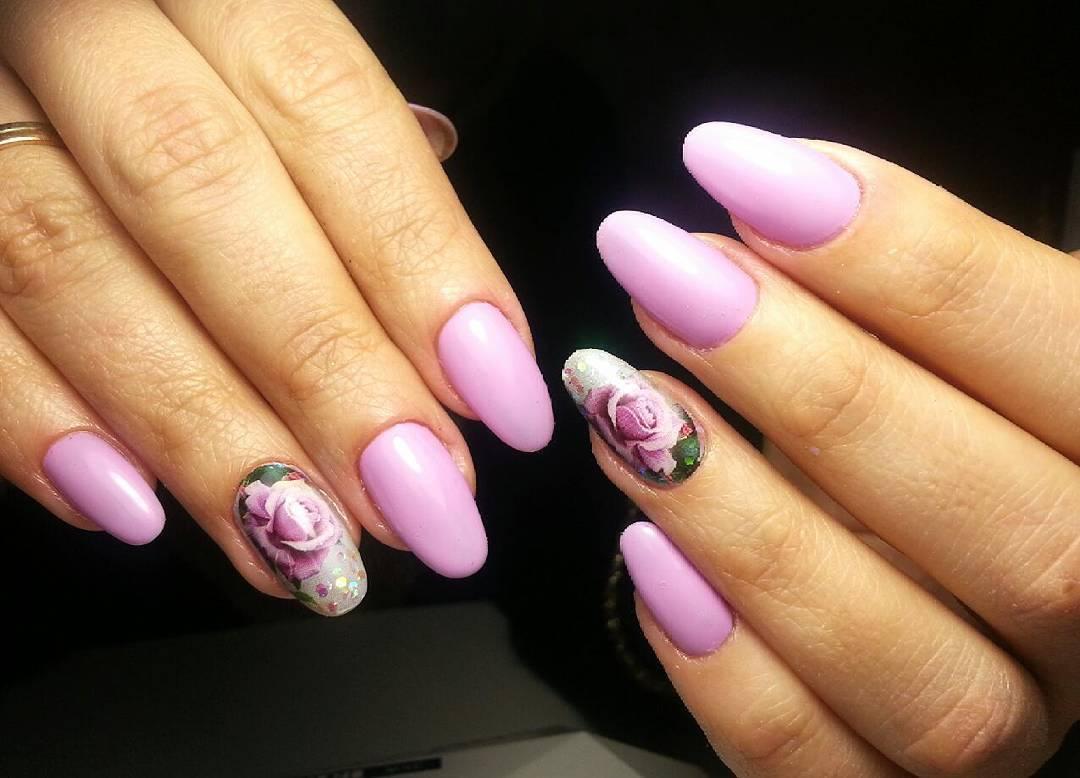 старательно дизайн ногтей с розами фото для вакцинации
