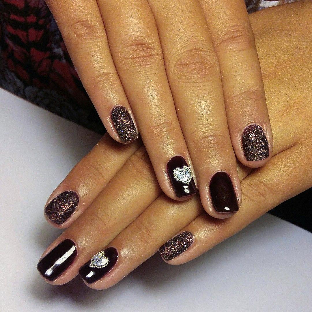 Ногти Красивые Рисунки На Ногтях Поэтапно