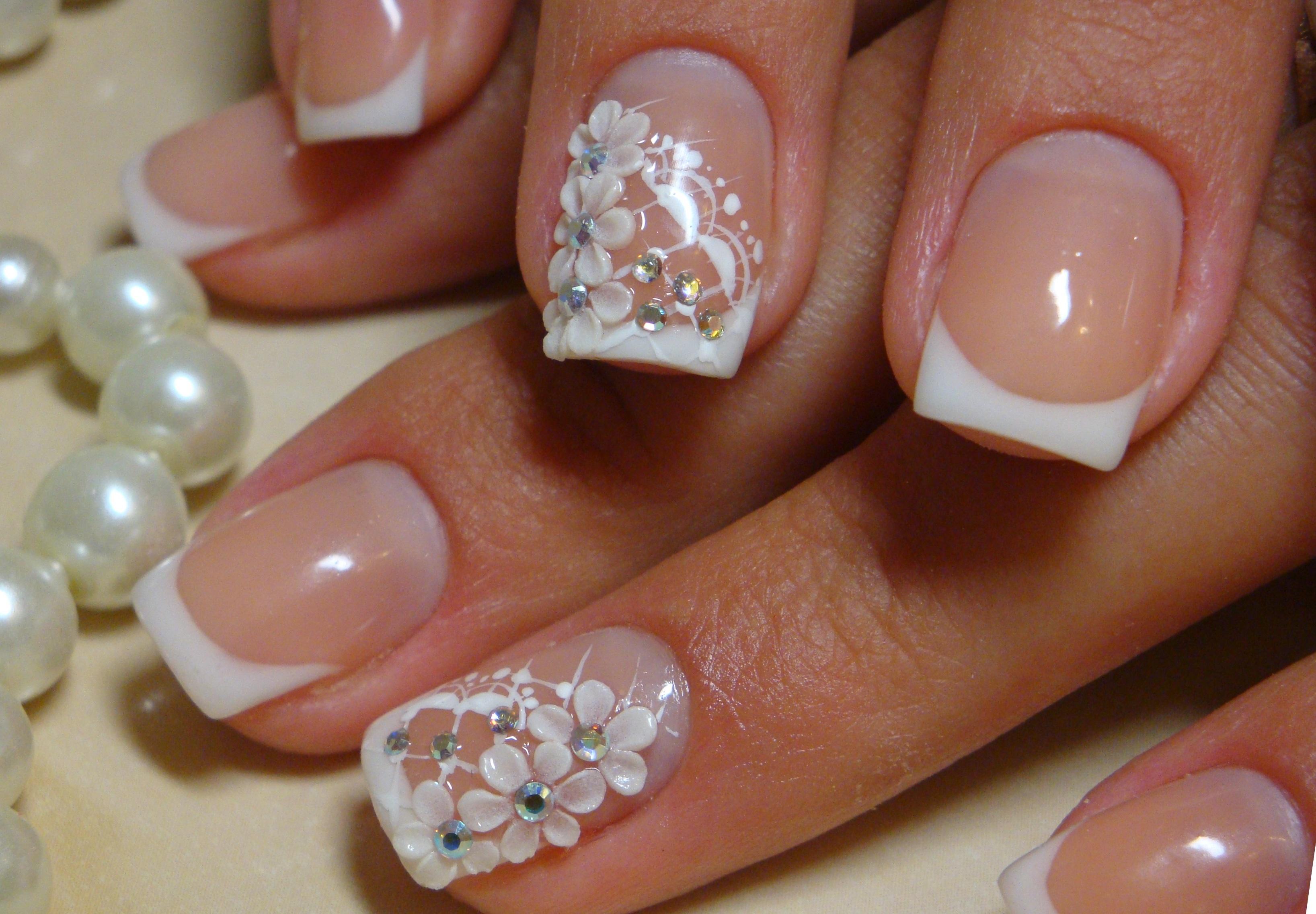 Дизайн ногтей фото пошагово в домашних условиях