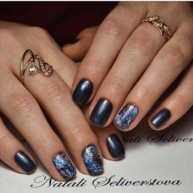 Галактические ногти