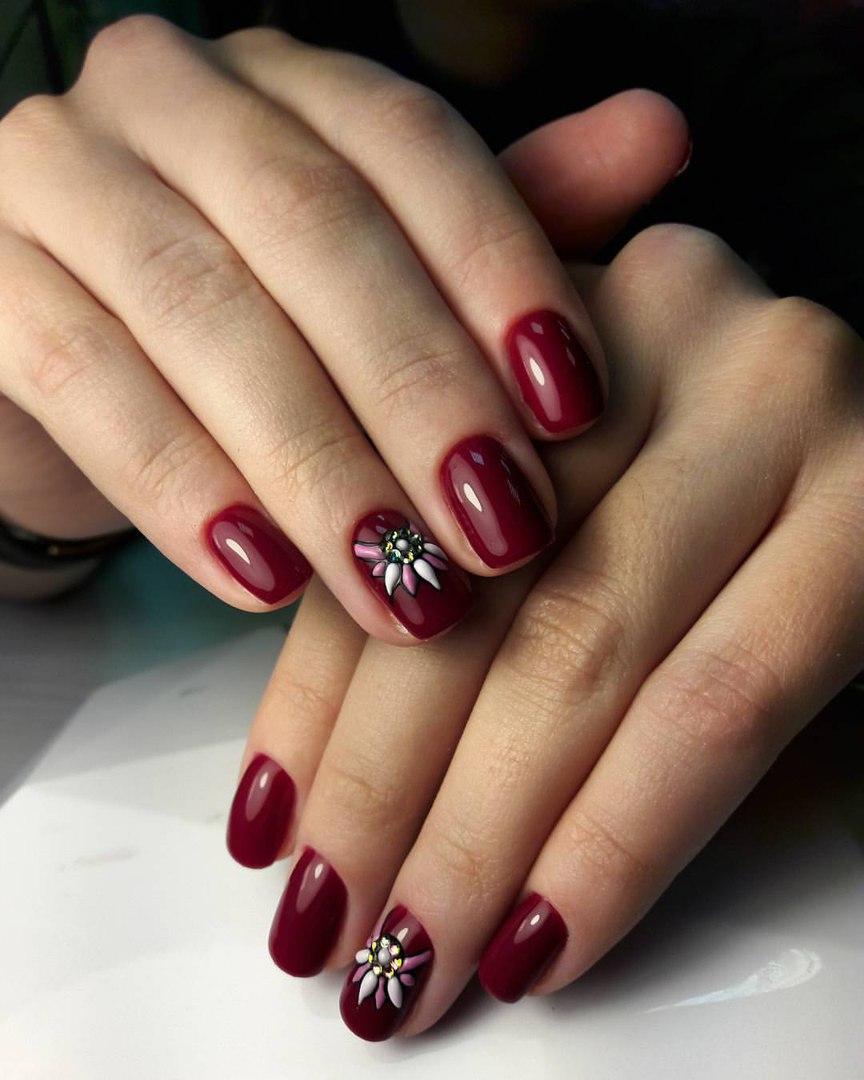 Как Покрасить Ногти Идеи