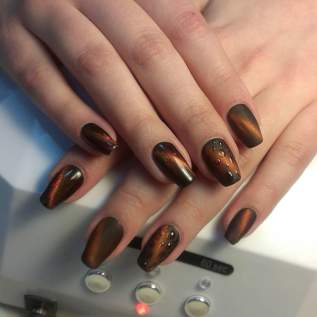 Интересные Идеи Маникюра На Короткие Ногти