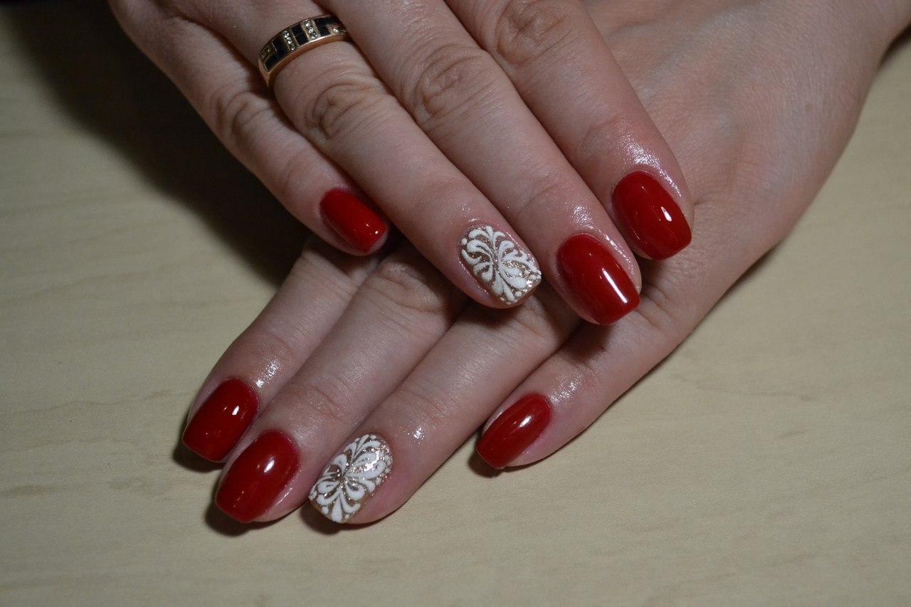Педикюр На Короткие Ногти Фото Дизайн