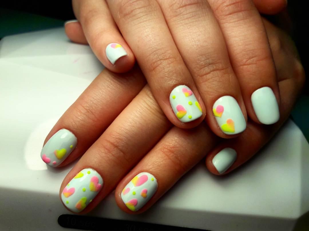 Фото супер красивых ногтей