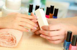 Что такое баф для ногтей?