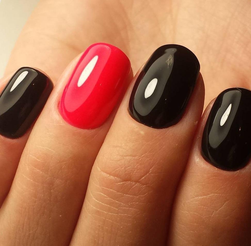 Красный с черным — идеальное сочетание