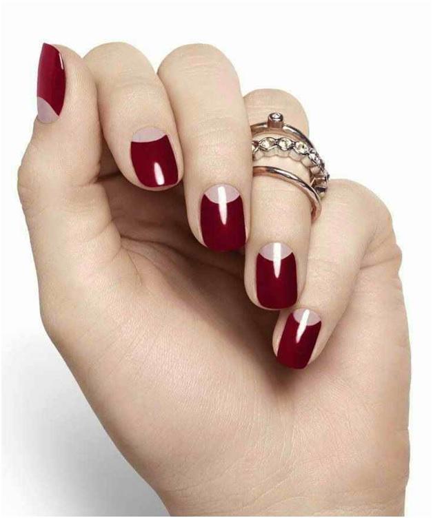 Какие ногти сделать на Новый год?
