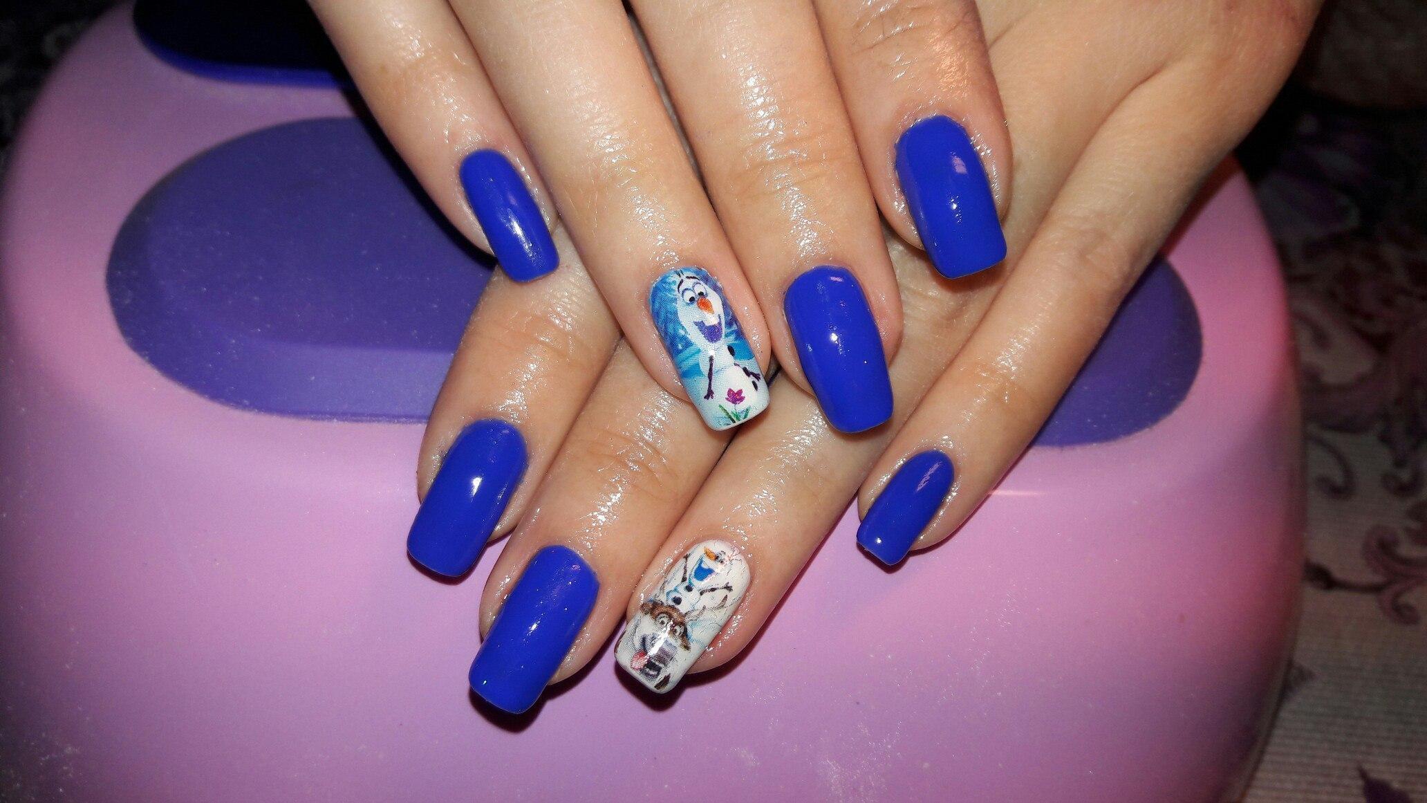 Новые фото ногтей в контакте