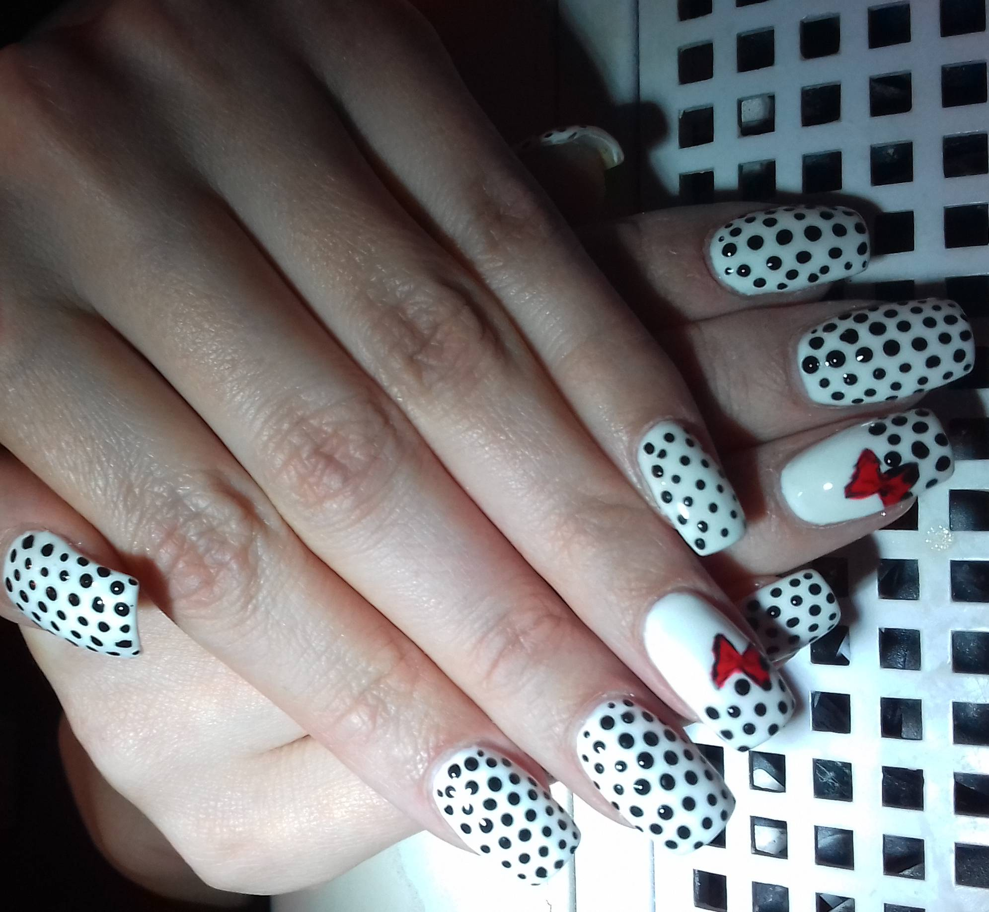 Гель Лак На Короткие Ногти Фото Красные