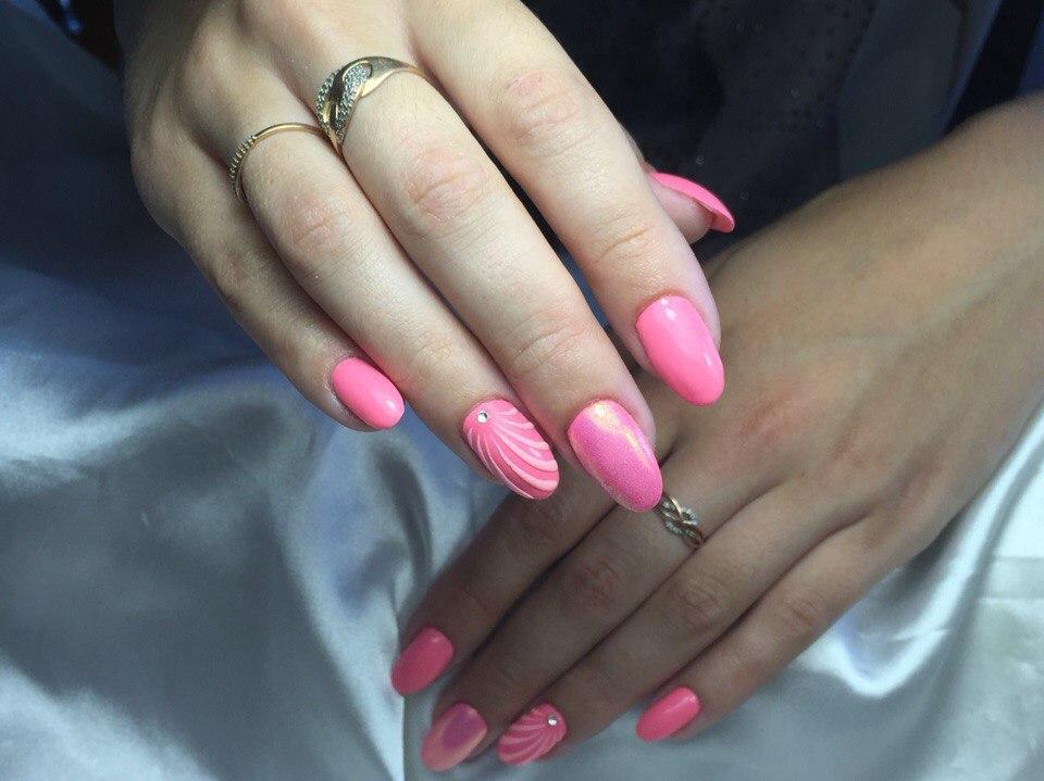 Нежный зефир — розовая втирка