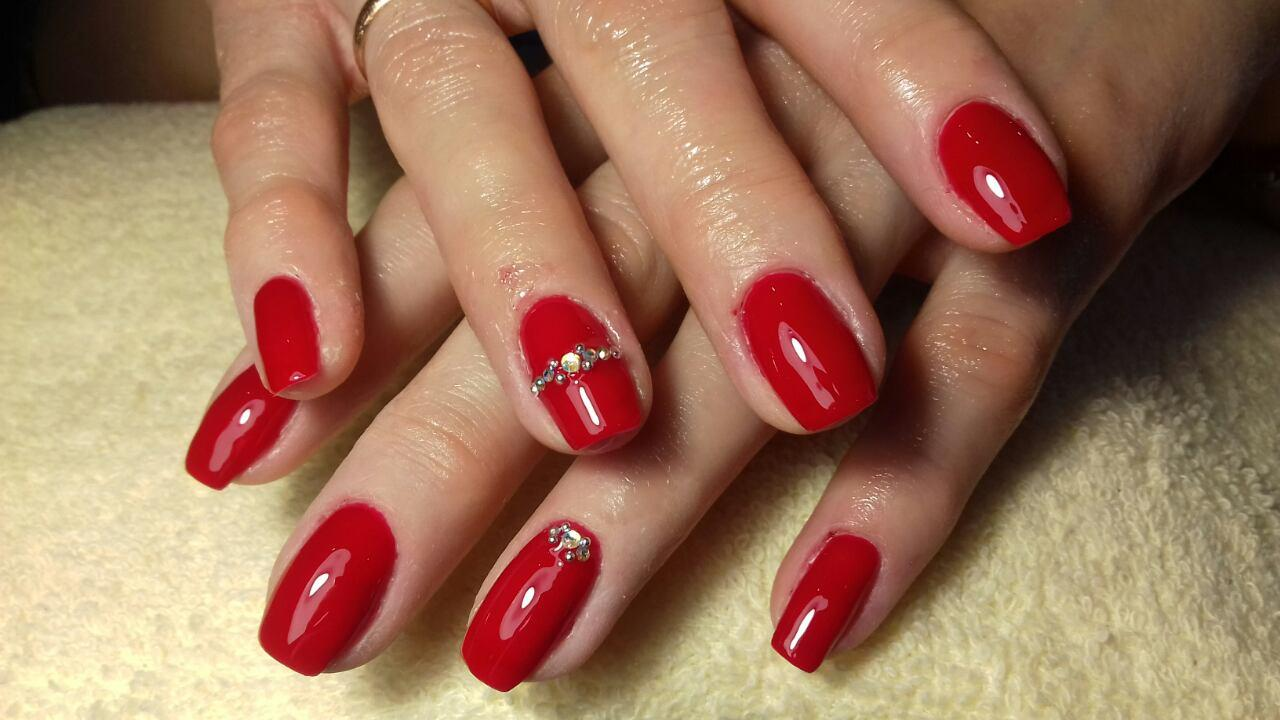 Идеи Маникюра С Полосками На Короткие Ногти
