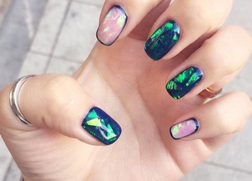 Лучшие дизайны ногтей к 8 марта