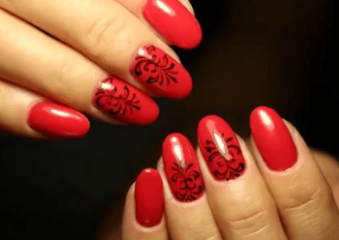 Топ 5 самых банальных идей маникюра l Самые типичные дизайны ногтей