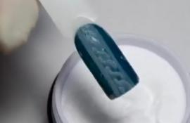 Утепляем ноготки Дизайн ногтей гель-лаком Уютный свитер