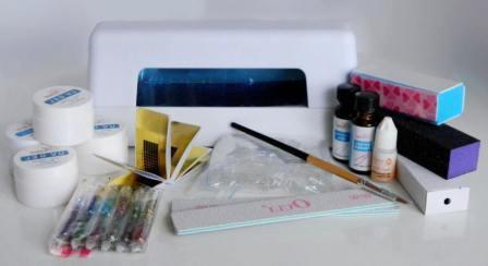 Наращивание гелем на формах самостоятельно – красивые ручки на дому