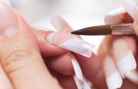 Наращивание ногтей акрилом пошагово – делаем маникюр сами