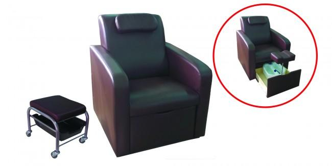 Кресло для педикюра – необходимый инструмент