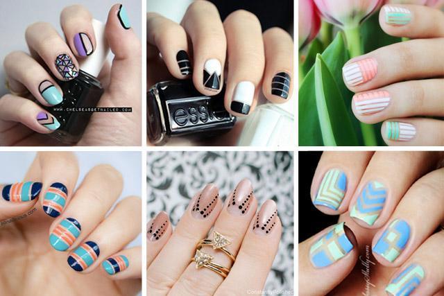 Дизайн ногтей для настоящих модниц