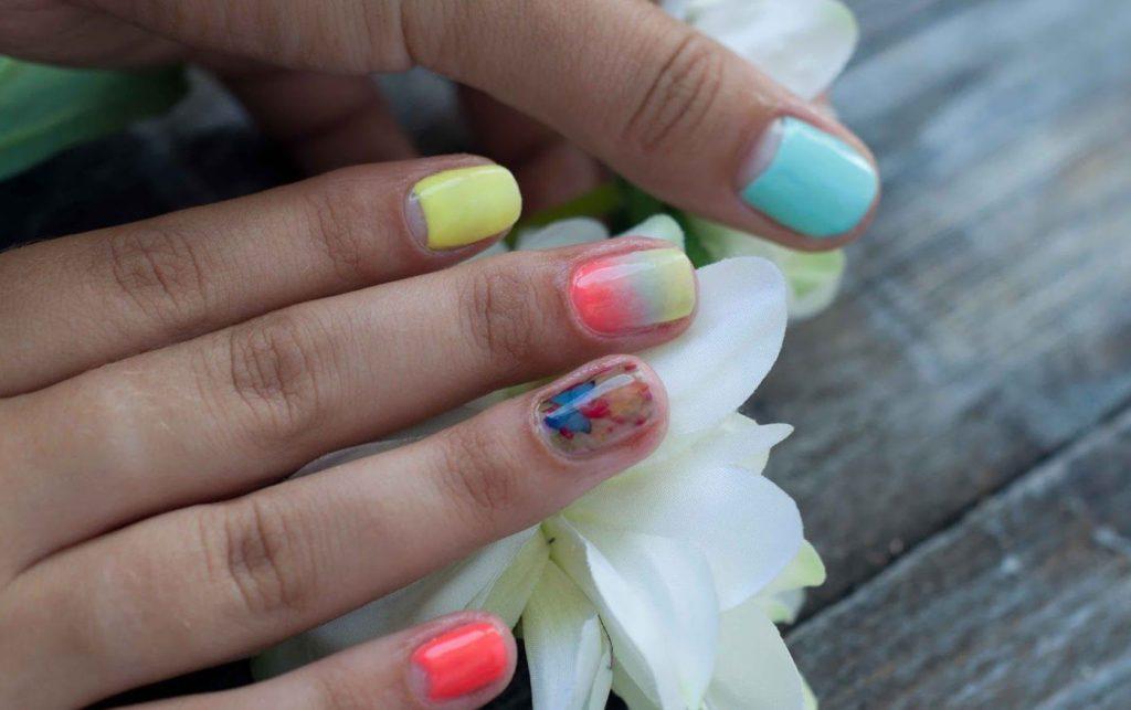 Дизайн ногтей лаком: 10 креативных, но очень простых идей!