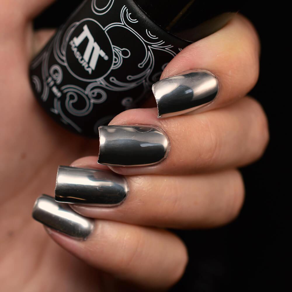 зеркальная втирка для ногтей
