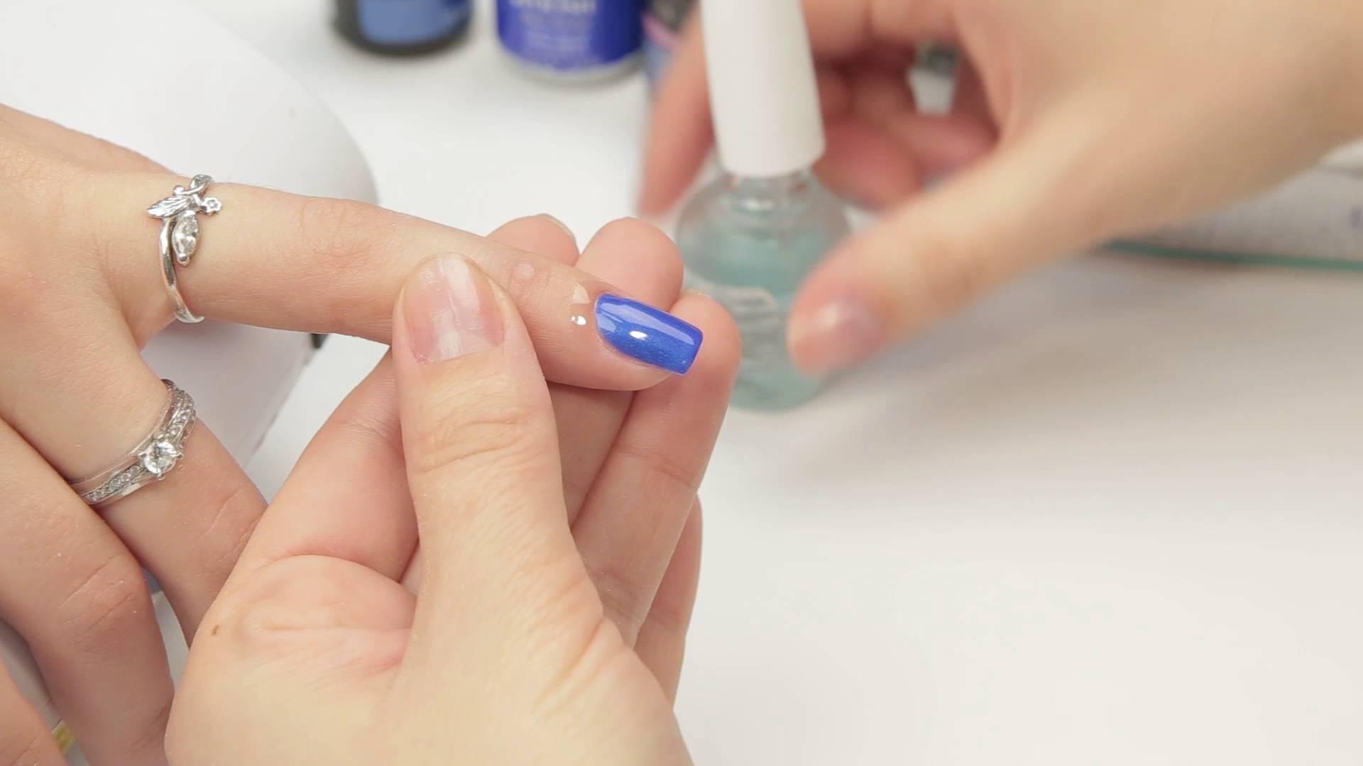Как наращивать ногти в домашних условиях гель лаком
