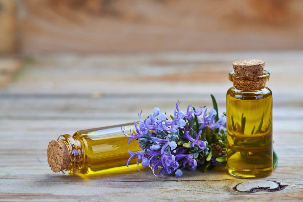 Эфирные масла для отбеливания ногтей