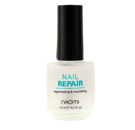 Восстанавливающее средство для ногтей Naomi Nail Repair