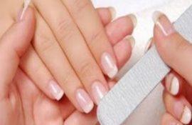Как сделать коррекцию гелевых ногтей?