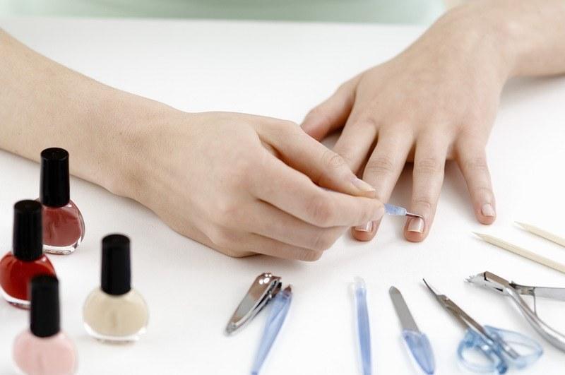 Инструменты для дизайна ногтей градиент