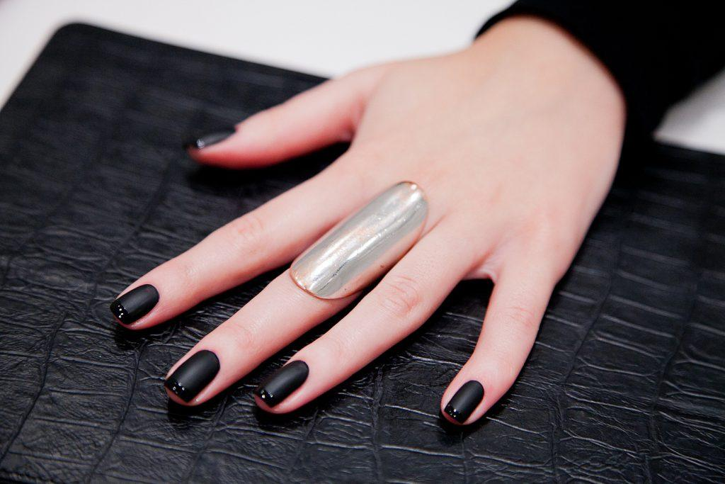 френч на ногтях фото 2017