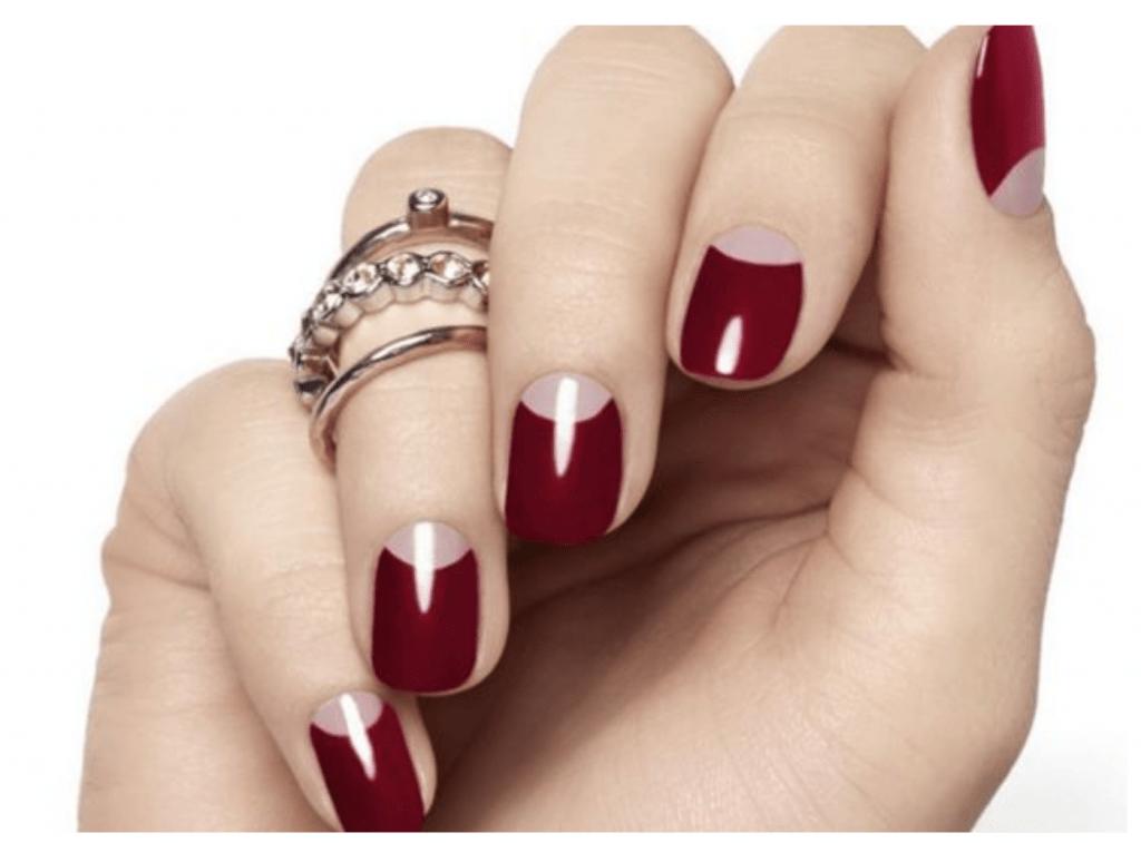 как сделать френч на ногтях