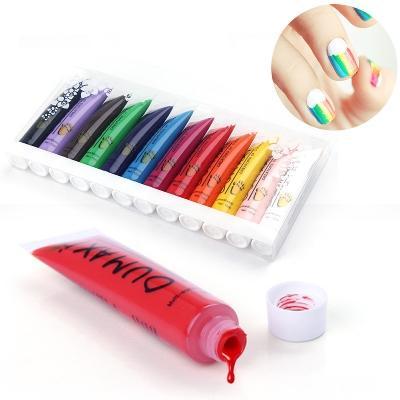 Акриловые краски для ногтей