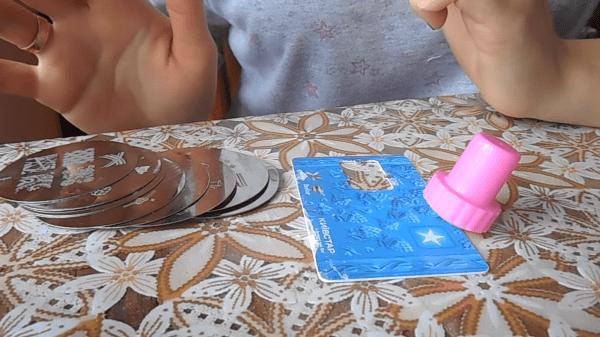 Как пользоваться стемпингом пошагово