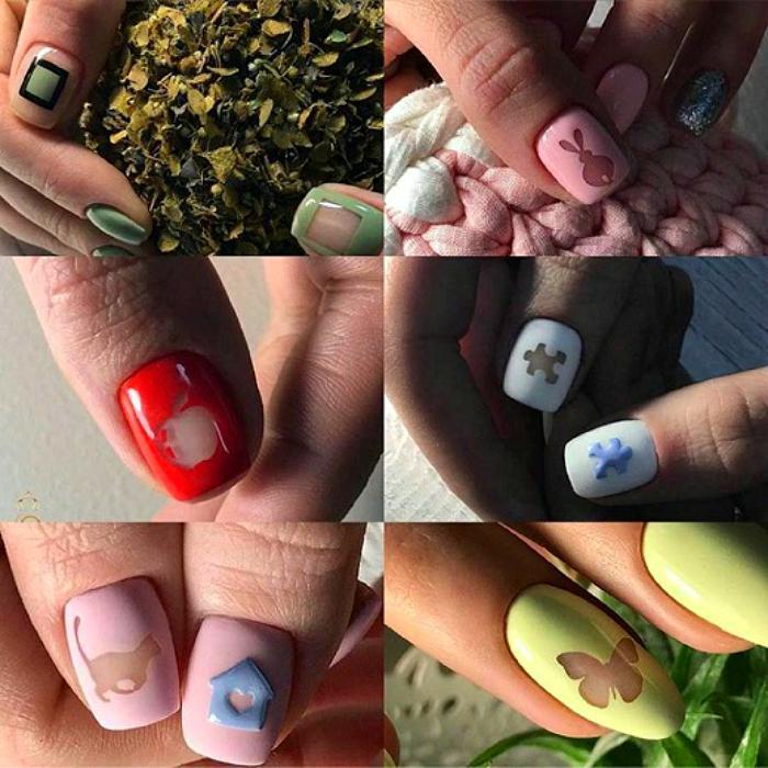 deep design ногтей