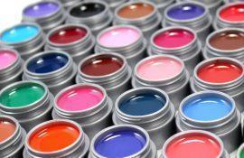Как правильно пользоваться гель-краской для ногтей?