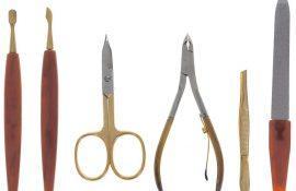 Как правильно выбрать инструменты для педикюра?