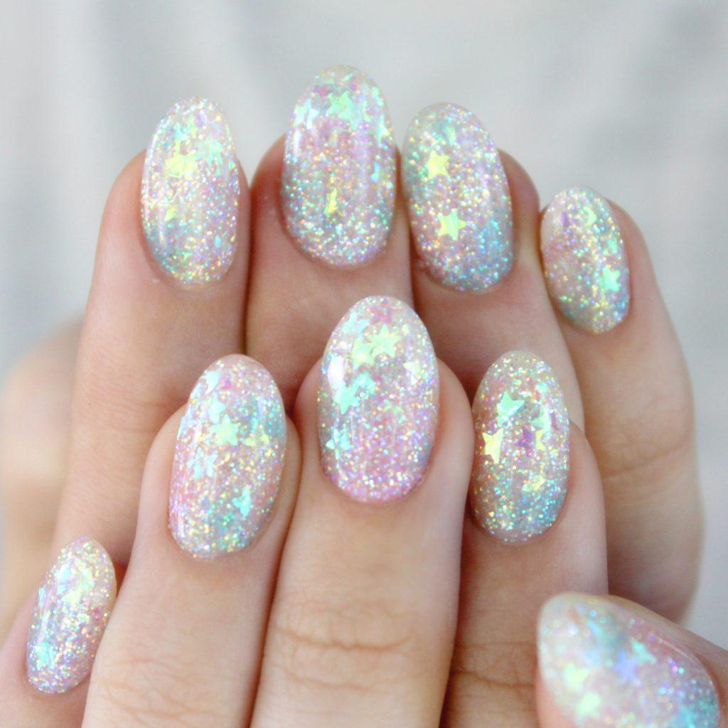дизайн ногтей в японском стиле