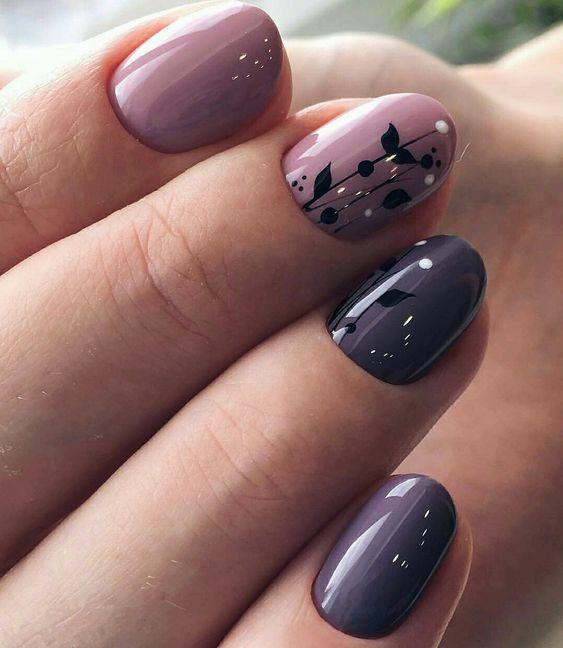 Фиолетовый сиреневый