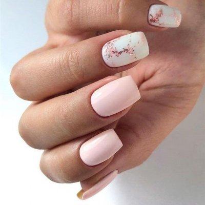 Розовый с мрамором