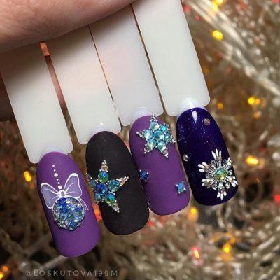 Звезды дизайн к новому году