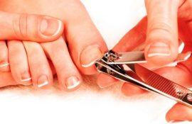 Как без проблем остричь жесткие, утолщенные ногти на ногах