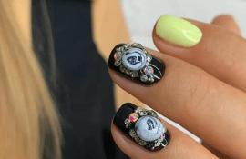 Candyball — настоящее произведение искусства на кончиках пальцев