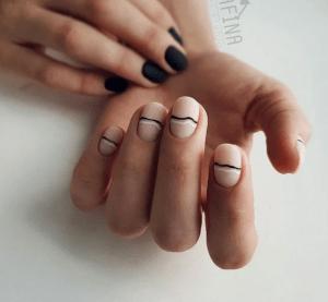 Повседневный маникюр для натуральных ногтей - стильные идеи