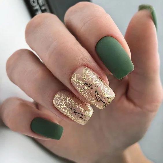 Простые квадратные конструкции ногтей, чтобы попробовать прямо сейчас!