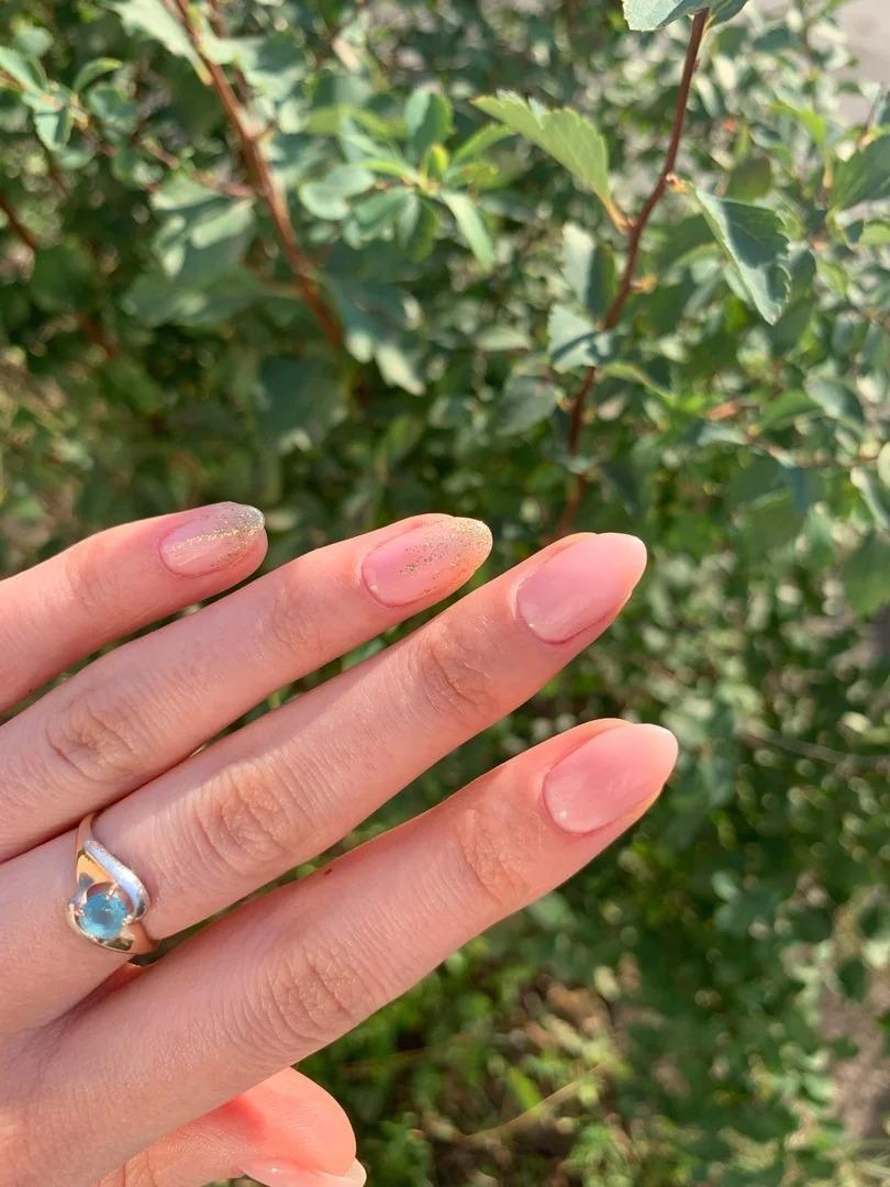 Моим ногтям карантин не страшен, потому что я сама себе мастер)